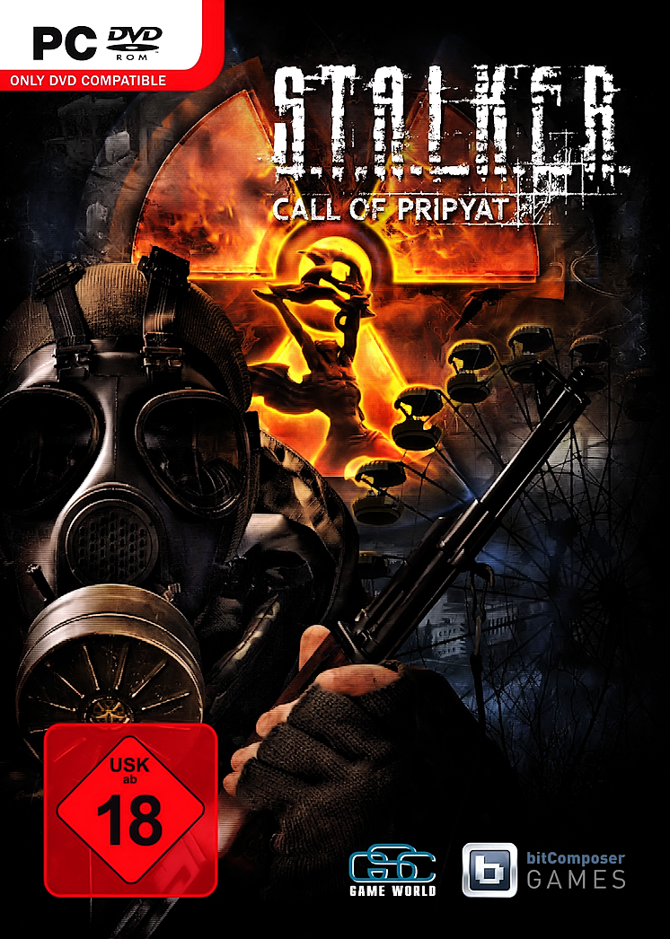 S.T.A.L.K.E.R.: Call of Pripyat is the third third chapter game in the